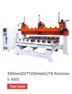 economic price wood processing cnc routing machinery CHAODA cnc router