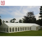 Custom heavy duty 9x12m 100 seater cheap wedding party event marquee tent