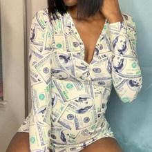 Сексуальные женские пижамы Onsie размера плюс, пижамы для сна, комбинезон, пижамы для взрослых, короткий комбинезон, облегающий Летний комбине...(Китай)