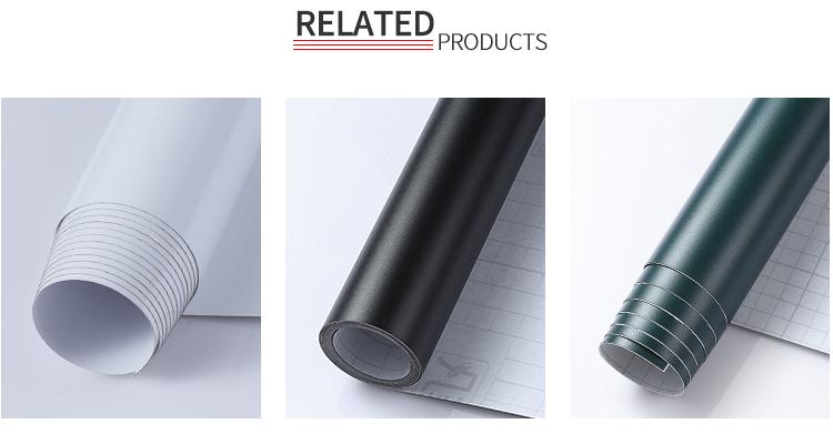 Magnetische Whiteboard Sticker Verwijderbare Zelf Schil En Stok Witte Boord Papier Muursticker Adhesive White Board Film