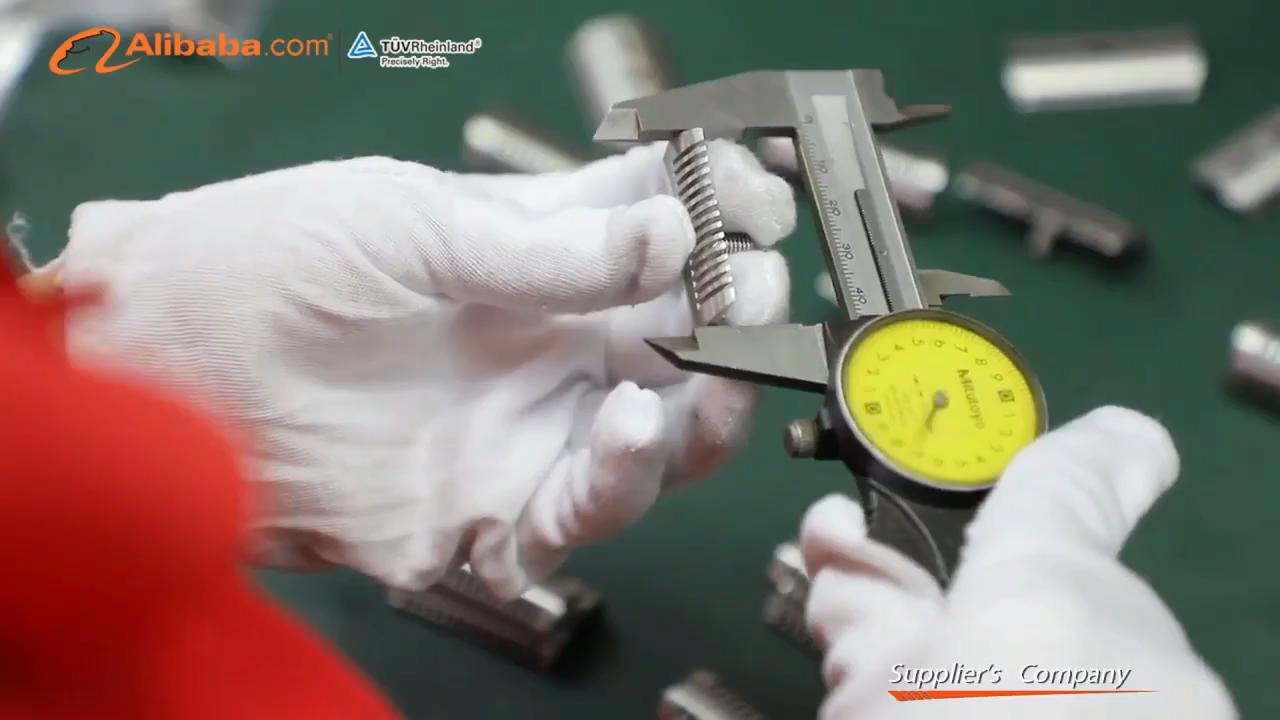 Roda Gigi Cacing Mini Standar atau Nonstandar