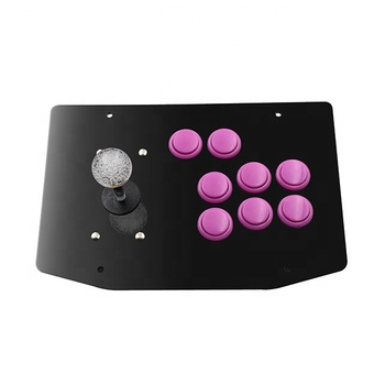 NEOGAME Best Selling Mini DIY Arcade Joystick, Arcade fighting Game Joystick Controller for PC
