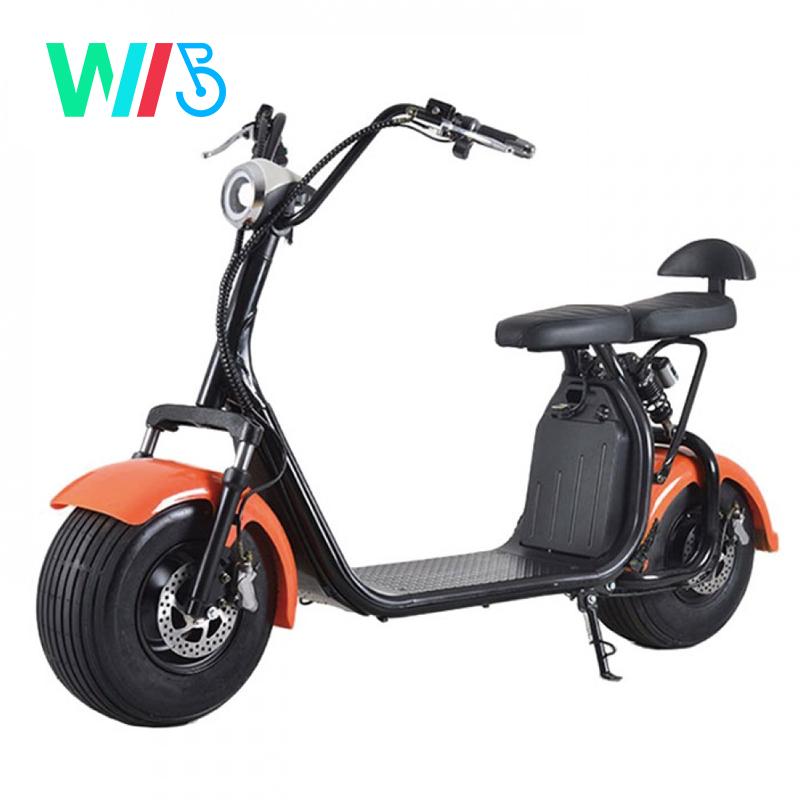 Moto électrique Adulte/Pro Scooter de Mobilité 1000W 1500W 2000W/Électronique E-scooter