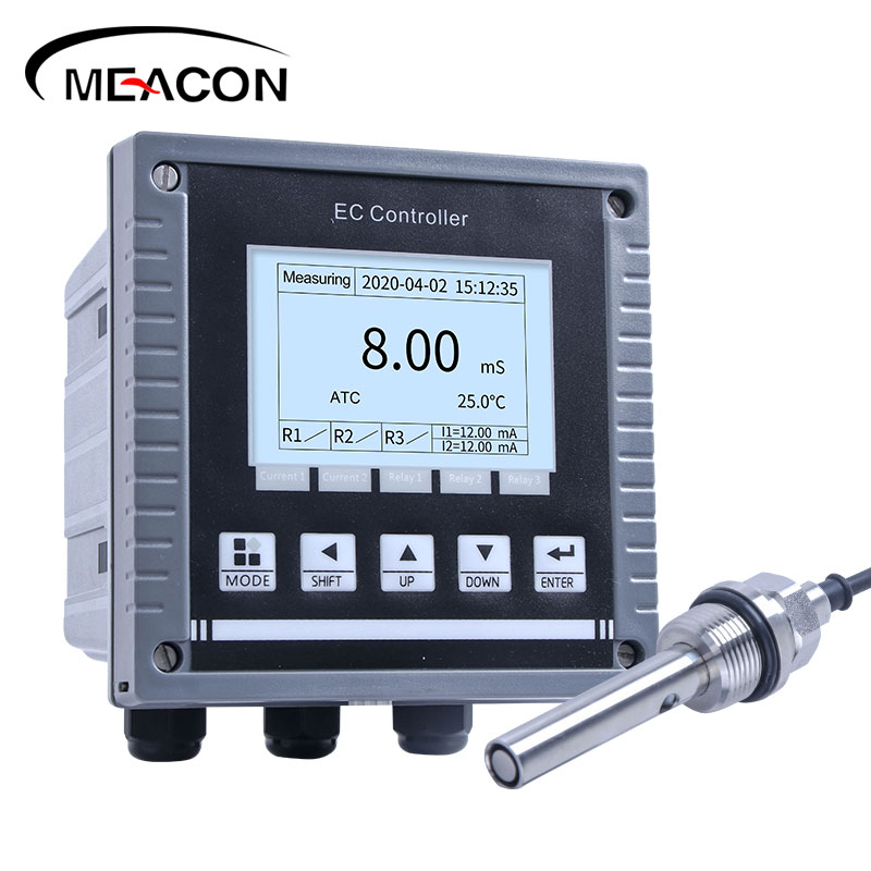 electrical conductivity probe thermal electrical conductivity meter continuous ph ec meter