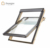 thermal break double glass 3 panels aluminum awning window