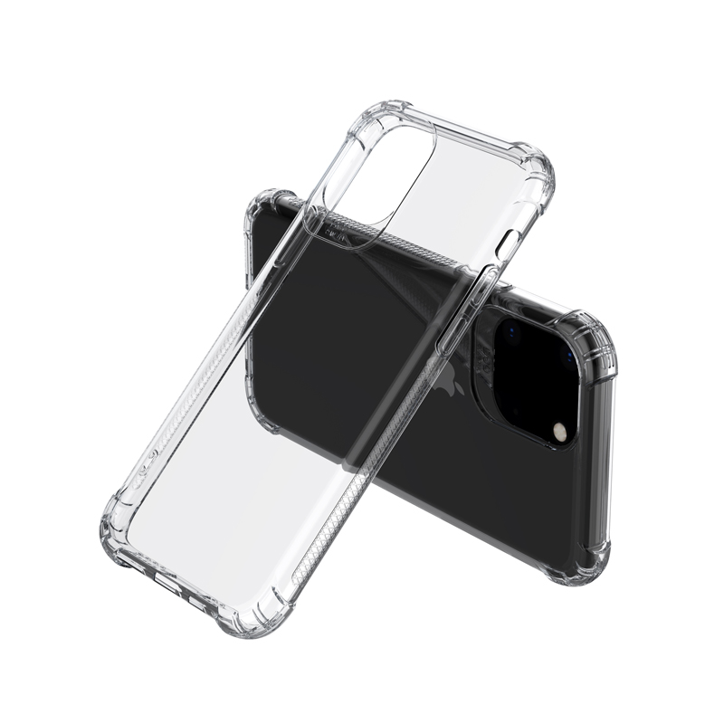 Most Popular Anti-slip TPU Phone Case For iPhone 11 Soft Mobile Phone Covers Air Bags Shocfproof Cellphone Case For Apple iPhone