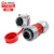 CNLINKO DH24 3pin power connector, Metal IP67 power connector for industry equipment