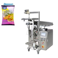 High Speed Plantain Chips Automated Packaging Machine Easy To Operate
