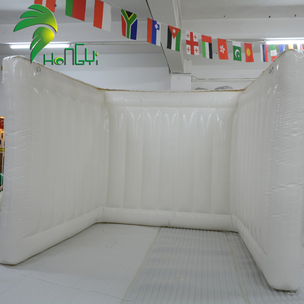 Giant Inflatable Express PVC Tent For Customized