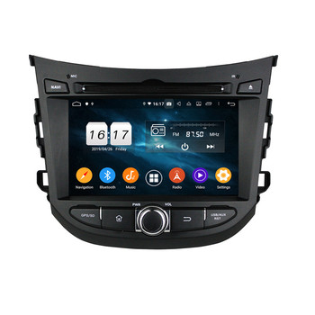 Klyde Android Infotainment System Car Stereo for HB20 2013 with GPS RDS Android Auto Bluetooth