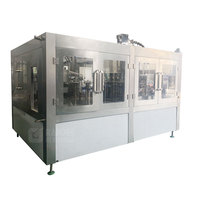 Complete Bottled Water Filling Capping Labeling Machine and Production Plant