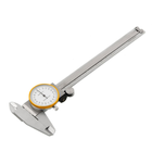 Logo Customization Caliper Vernier China Supplier Precision Gauge 150mm 300mm Vernier Dial Caliper