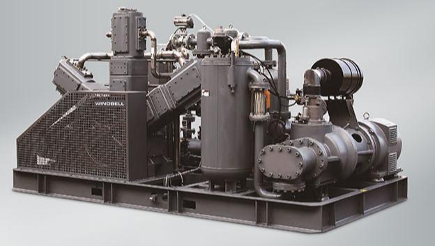 High Pressure 300Bar Piston Air-Compressor