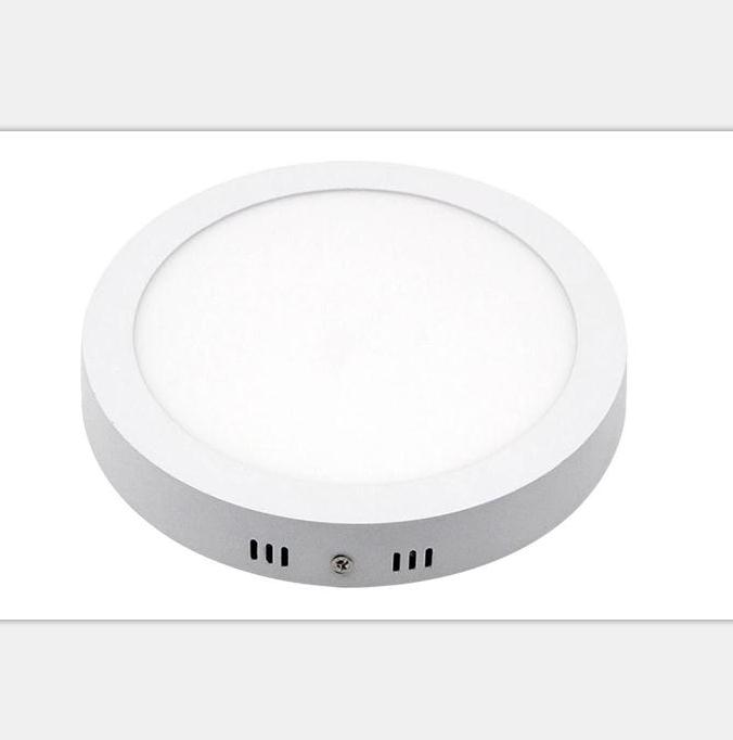 Guangdong Supplier  ceiling surface mounted led lights indoor 18w 12w led panel light