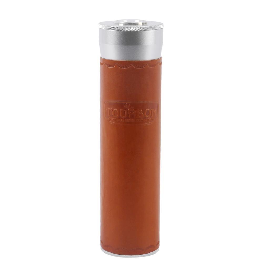 MODIBO Luxe cigare personnalisé en aluminium tube de cigare tube de stockage de cigare tube