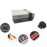 High Quality Classic Mini Game Consoles Built-in 620 TV Video Game with Dual Controllers Hot Selling Game Console