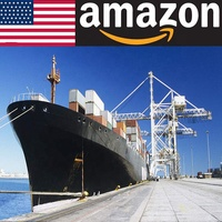 Cheapest logistics shipping rates amazon courier service to door USA/Europe air/sea/express cargo agent China freight forwarder