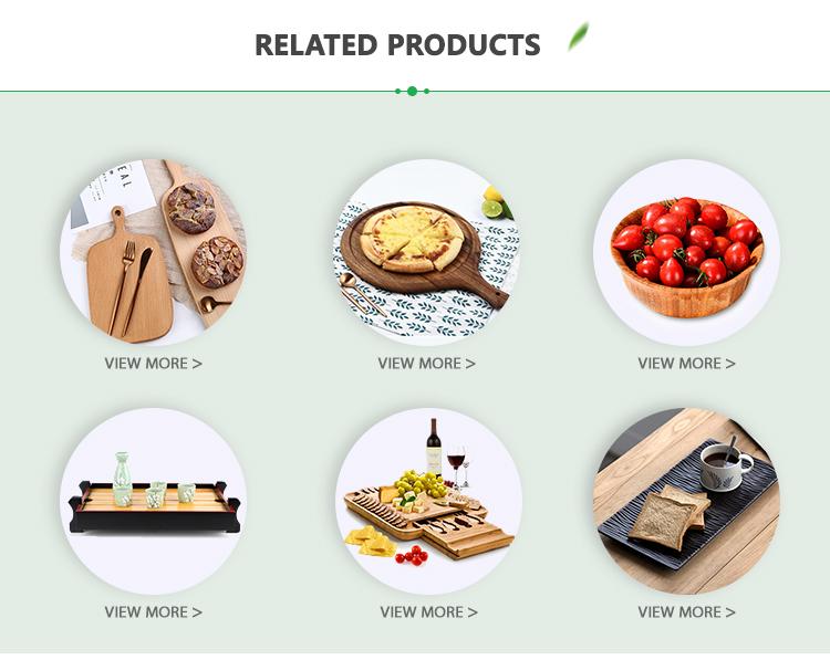 Günstige Eco Freundliche Gemüse Küche Schneiden Holz Hacken Bord Großen