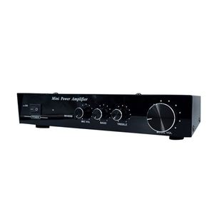 106 Professional Karaoke Power Amplifier With Low Price