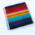 Cheap wholesale children school draw custom colored pencils set in color paper box