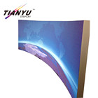 8ft 10 ft 20ft LED trade show hot sale led edge lit SEG light box