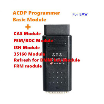 Yanhua Mini ACDP Programming Master Full Configuration with Total 11 Authorizations