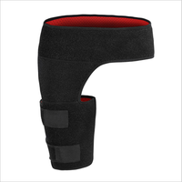 2019 Amazon Best Selling Thigh Wrap Adjustable Hip Support Neoprene Groin Support for Groin Strain