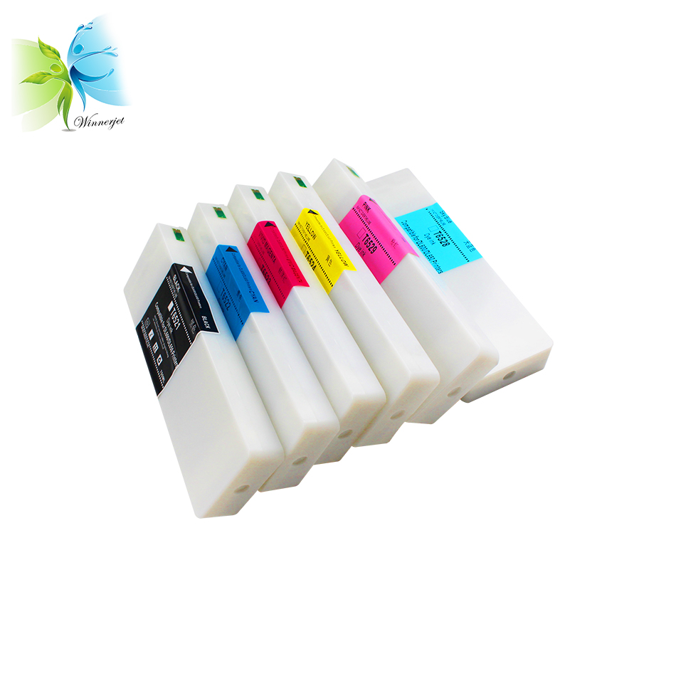 700ML T6521 T6522 T6523 T6524 T6528 T6529 compatible ink cartridge for Fujifilm DL650 printer