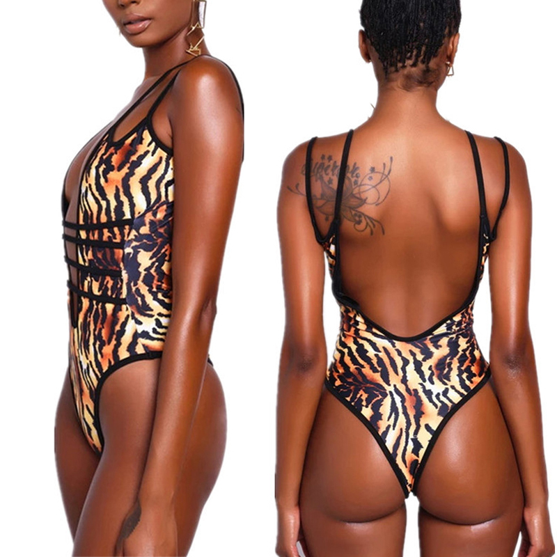Wholesaler beach wear one piece swimming suit for women