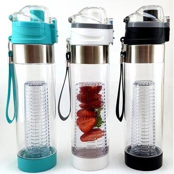 A5 SubZero foldable 17oz water bottle.