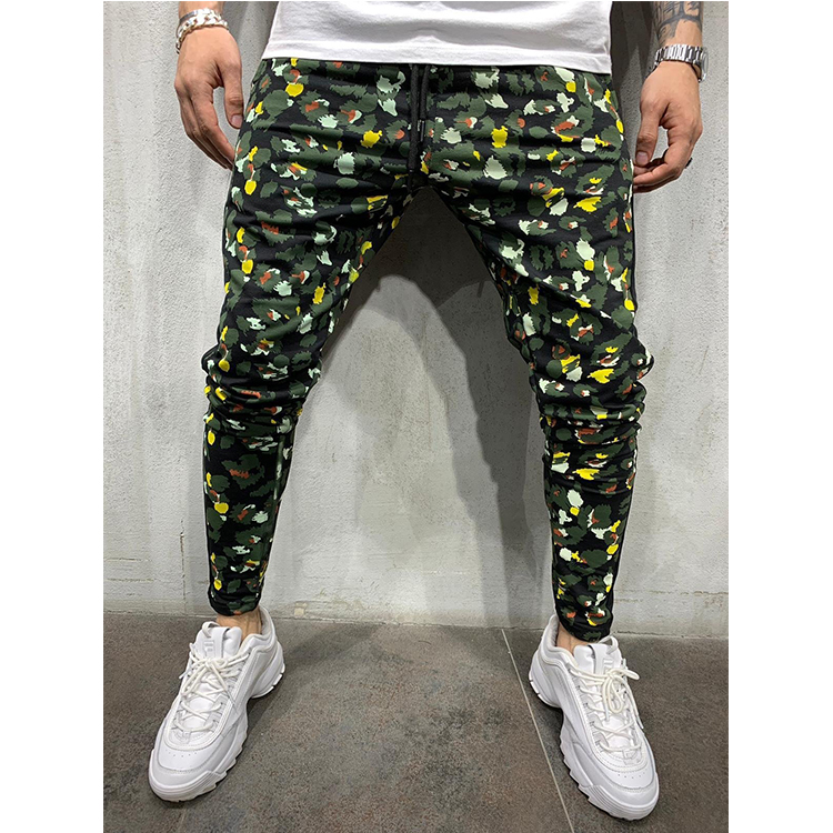 Sayhi Boys Slim Fit Sweatpants Jogging Hipster Cute Cotton Pants