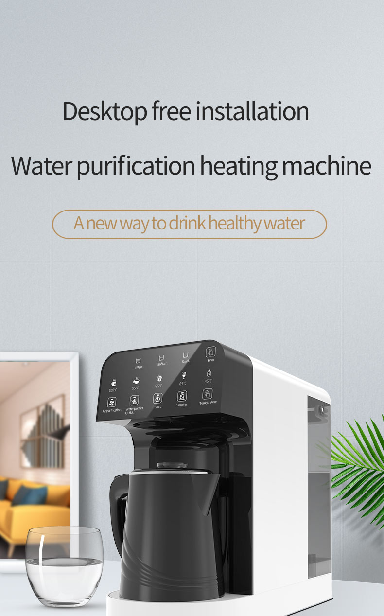 Hot selling electric suction equipment automatic wholesale hot and cold water dispenser