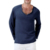 Men Summer Solid Cotton Linen Hemp T-shirt Breathable Tops Comfortable Travel Fashion T shirt Top Tee