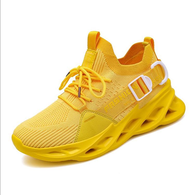 Venta al por mayor zapato amarillo Compre online los mejores