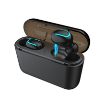 Muestra gratis, logo OEM, recién llegado, Q32 Power Pro, <span class=keywords><strong>auriculares</strong></span> super bassearphone