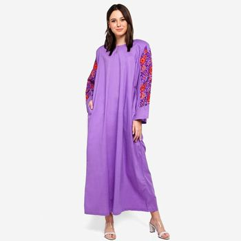 Malaysia Jubah With Hand Embroidery Exclusive Kaftan