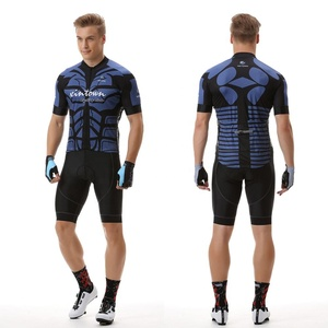 ST-08 Cycling short suit New summer short sleeve suit male bicycle clothing