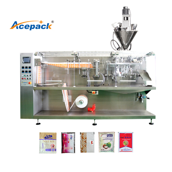 Packing Horizontal Spices Sachet Automatic Machine