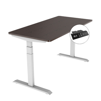 Office Computer 24V Electric Adjustable Height Lifting Desk Wholesale