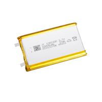 Hot Sale EVEWHER 3.7v lipo battery rechargeable 1260100 3.7v 10000mah lithium polymer batteries