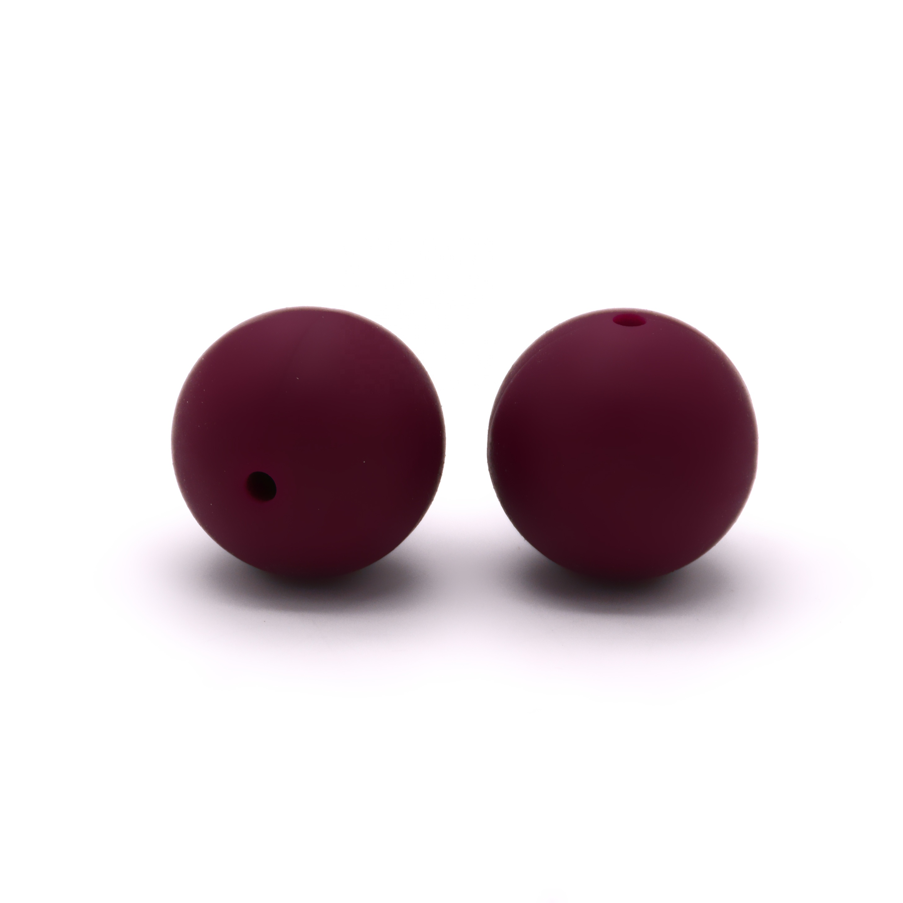 China Factory silicone teething beads wholesale silicone beads