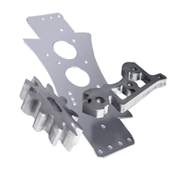 Laser Cutting Service of Stainless Steel Plate Metal CNC Laser Cutting Process Sheet Metal Parts