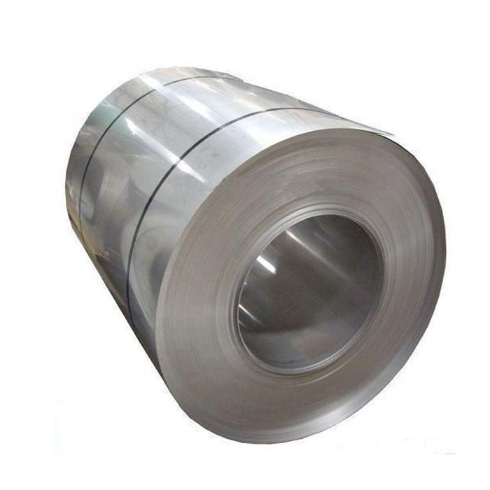 high hardness aisi 420j2 ss430 ba no4 2b stainless steel coil for decorative tube coiling