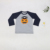 Time-limit sales pumpkin baby clothes long sleeve full length sleeves customize boy clothing embroidery boy clothes
