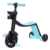 3-in-1 Scooter For Children Adjustable Multi-Color Scooter Bicycle For Children Scooter Bicycle