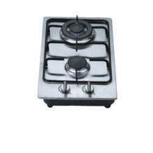 Alat Dapur Portable Stainless Steel <span class=keywords><strong>Kompor</strong></span> Tanam Dibangun Di 2 Pembakar China Gas <span class=keywords><strong>Kompor</strong></span>