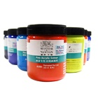 Winsor and Newton Level S1 from 60 colours of 300ml artist grade acrylic liquid paints pigment for art supplies