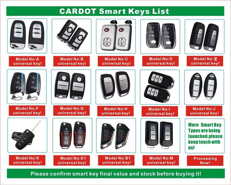 Cardot cheap Gsm gps remote engine starter smart start stop keyless entry pke car alarm sysyem