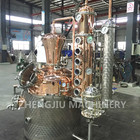 1 Year Warranty [ Industrial Distillation Equipment ] Industrial Distillation Equipment 300L Industrial Stainless Steel Copper Boiler Rum Distillery Alcohol Distillation Equipment