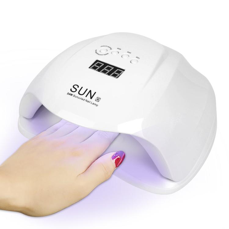 Petite Lampe UV USB Portable Lampe Soleil Séchage Rapide Synchronisation 30 s/60 s Outil D'art des Ongles Pour Tous gel Polonais